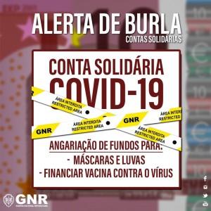 ALERTA GNR Burla